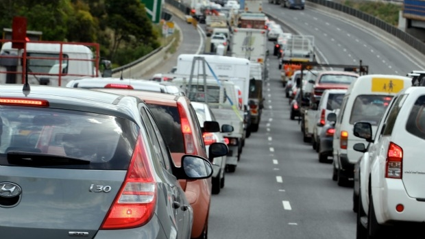 Article image for IDEAS FACTORY: How to ease congestion on Melbourne's roads