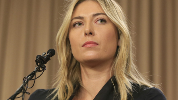 Article image for Maria Sharapova given a two year ban following positive drug test at Australian Open