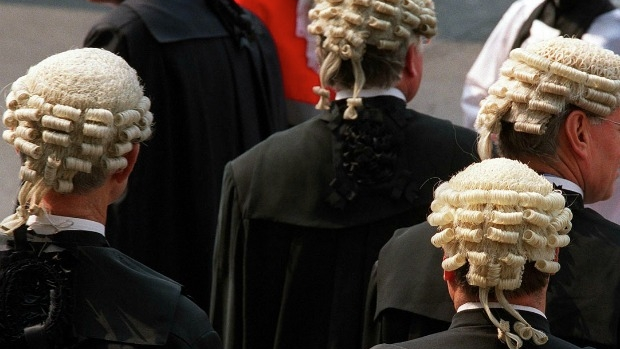 Article image for Ross and John talk barristers being told to ditch the wig in Victorian courts