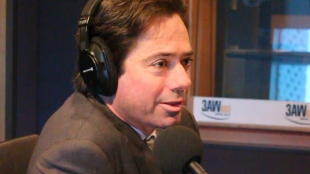 Article image for Gillon McLachlan says the AFL needs more indigenous representation