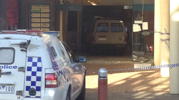 Article image for Police investigating jewellery store ram raid at Glen Waverley