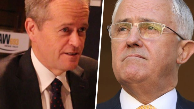 Article image for If you could ask Malcolm Turnbull and Bill Shorten one question, what would it be?
