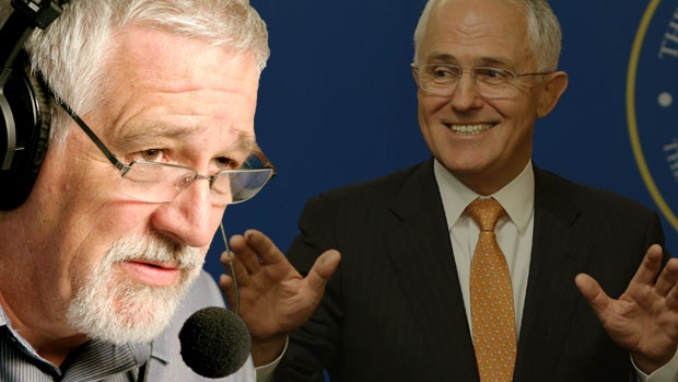 Article image for Neil Mitchell calls on Malcolm Turnbull to 'dump' controversial policy