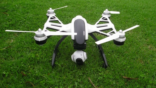 Article image for RUMOUR CONFIRMED: Drone forces lockdown of Melbourne prison