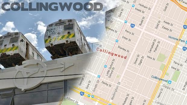Article image for 3AW Drive visits Collingwood for Your Town