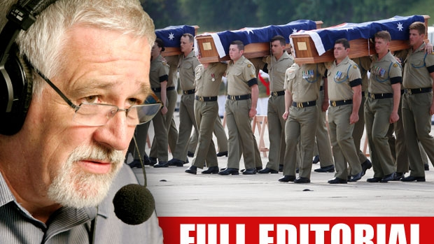 Article image for Neil Mitchell says Malcolm Turnbull and Bill Shorten 'insulted' Australia