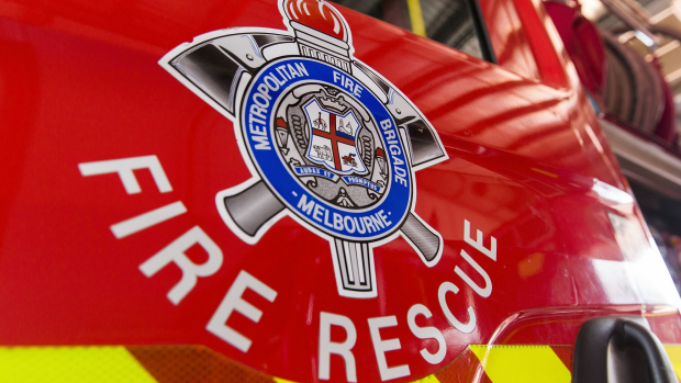 Article image for Woman rescued from suspicious apartment fire in South Melbourne