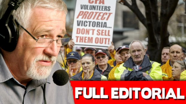 Article image for Neil Mitchell Editorial: CFA Dispute