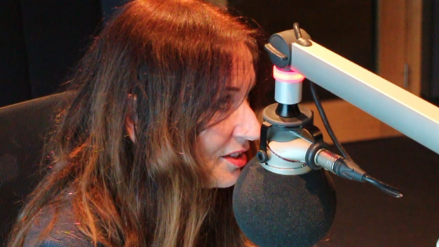 Article image for Judith Owen in studio with Denis Walter