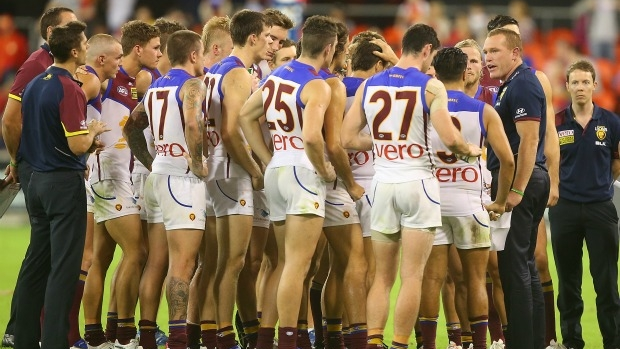 Article image for Brisbane Lions 'likely' to ask AFL for priority pick if they finish above Essendon