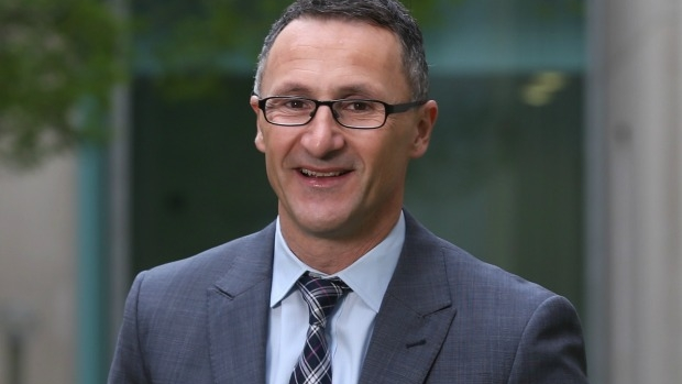 Article image for Greens leader tells Tom Elliott voters see his party as a significant influence