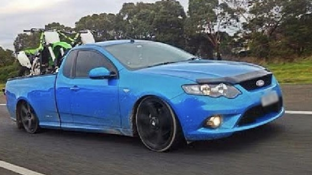 Article image for A hoon cried in court yesterday after being told his car will be crushed