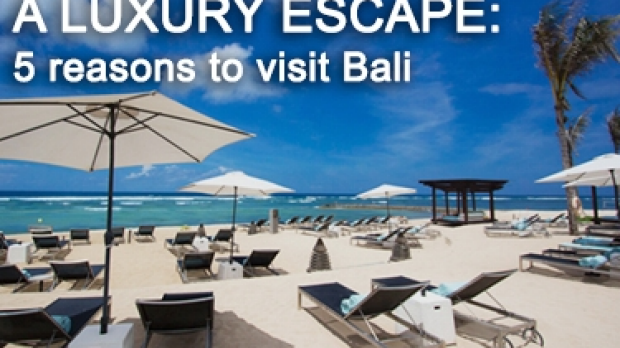 Article image for A Luxury Escape: 5 reasons to visit Bali