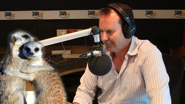 Article image for Tony Jones shares things he loves while filling in on 3AW Mornings