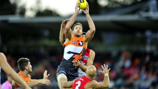 Article image for GAME DAY: Greater Western Sydney v Sydney at Spotless Stadium   3AW Radio