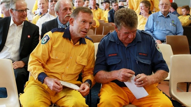 Article image for Tony Abbott labels Victorian firefighter dispute a 'tragedy' and 'disaster' on 3AW