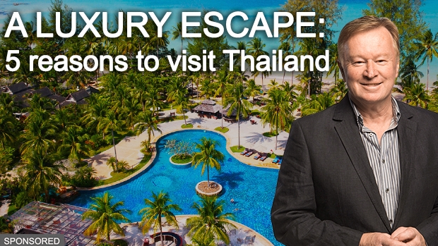 Article image for A Luxury Escape: 5 reasons to visit Thailand