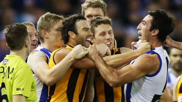 Article image for GAME DAY: North Melbourne v Hawthorn at Etihad Stadium   3AW Radio