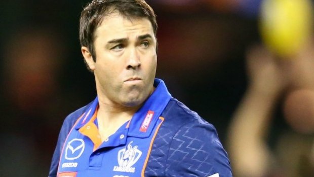 Article image for Brad Scott and North Melbourne fined by the AFL over controversial umpire comments