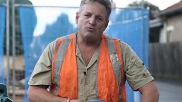 Article image for Fake tradie not so fake