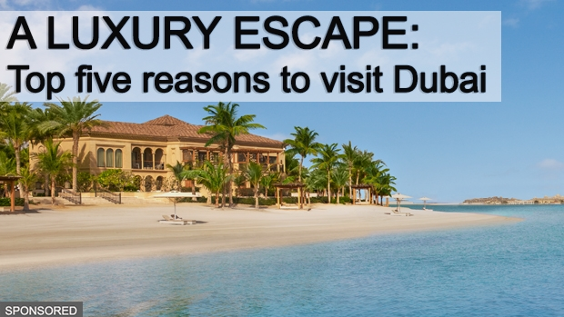 Article image for A Luxury Escape: Top five reasons to visit Dubai