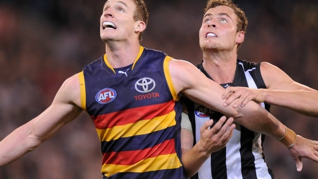 Article image for Josh Jenkins to stay at Adelaide: Kane Cornes