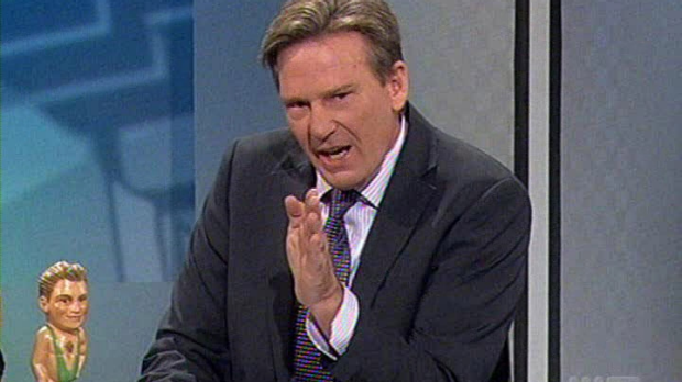 Article image for Caroline Wilson responds to that Sam Newman comment