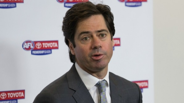 Article image for Paul Roos' agenda item for Gillon McLachlan
