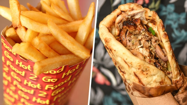 Article image for Police target popular kebab and fast food outlets to nab drink-drivers
