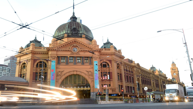 Article image for Flinders Street Station set to be restored to its original state