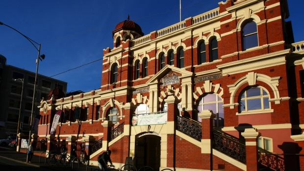 Article image for Victorian government can't guarantee iconic buildings such as City Baths won't be impacted by Melbourne Metro Rail