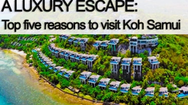 Article image for A Luxury Escape: Top five reasons to visit Koh Samui