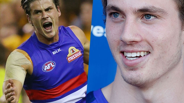Article image for Western Bulldogs Tom Boyd and Zaine Cordy suspended by club after altercation while 'affected by alcohol'