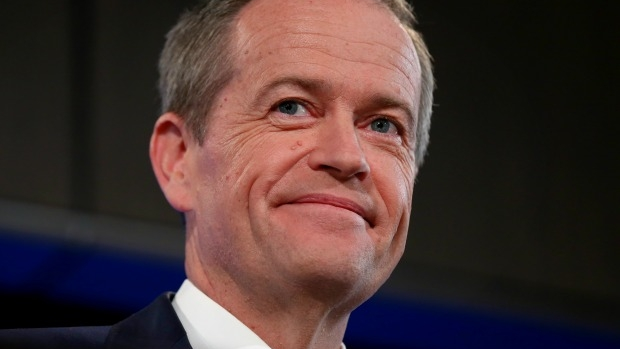 Article image for Bill Shorten makes a final election pitch while being interviewed by Neil Mitchell