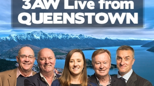 Article image for 3AW Live from Queenstown