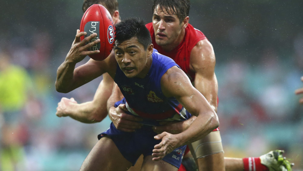 Article image for AFL advice is to 'be discreet'