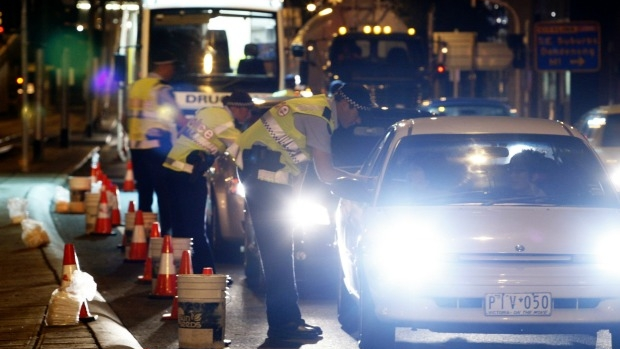 Article image for Top traffic cop calls for zero alcohol limit to be expanded to 26