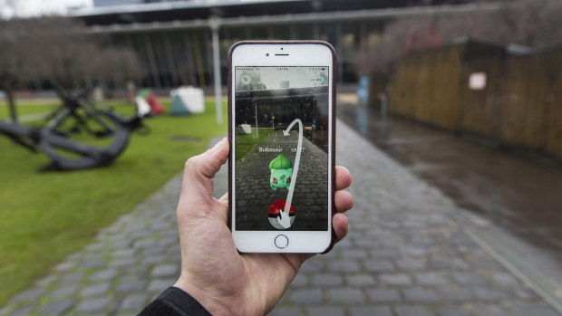 Article image for Pokemon Go captivating people of all ages