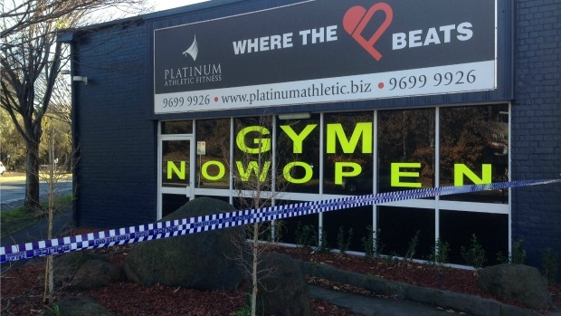 Article image for Shots fired at South Melbourne gym