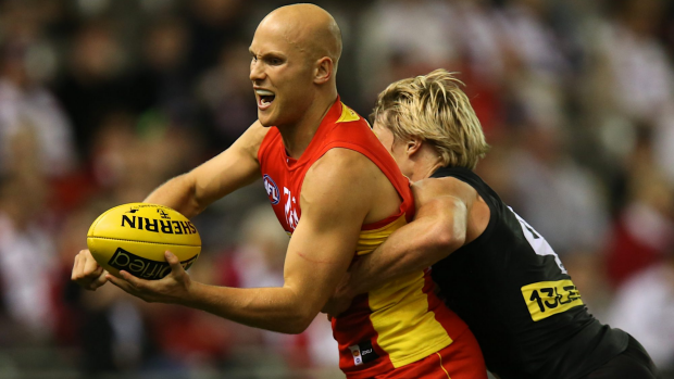 Article image for Gary Ablett out for the season after re-injuring shoulder