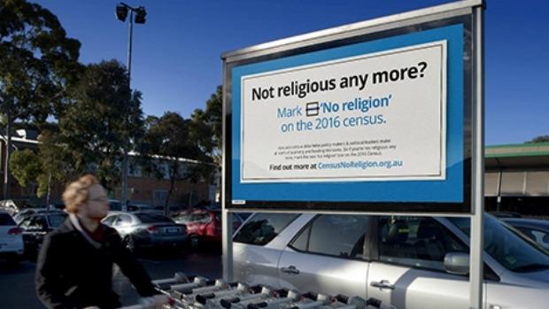 Article image for Atheist Foundation Australia's 'no religion' Census bid