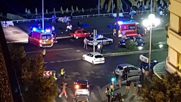 Article image for Dozens killed as truck plows through Bastille Day crowd in Nice, France