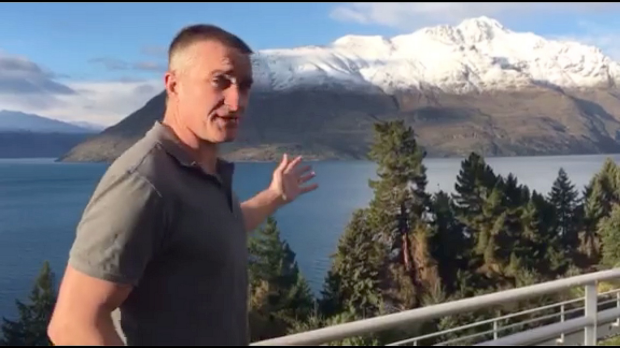 Article image for Your Town: 3AW Drive visits Queenstown, New Zealand