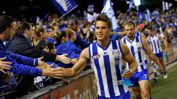 Article image for Andrew Swallow opens up about North Melbourne's slump
