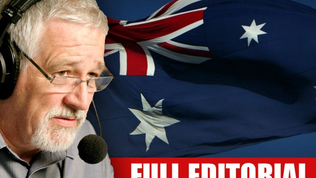 Article image for Neil Mitchell says Australia needs to 'get selfish' in wake of world problems