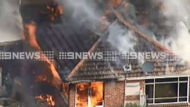 Article image for Fire destroys Glenroy house