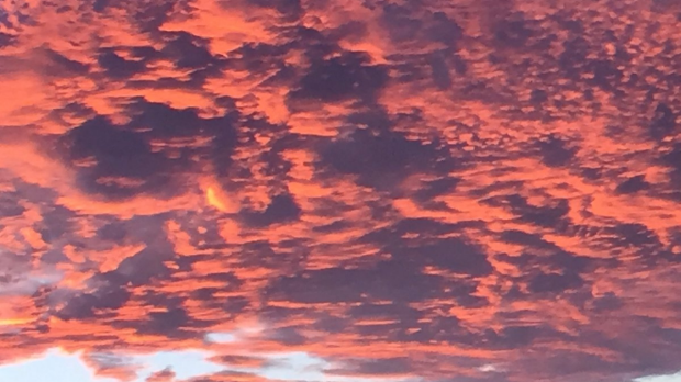 Article image for Social media goes crazy yet again for Melbourne's sunset