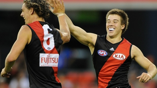 Article image for Exciting times ahead for Essendon