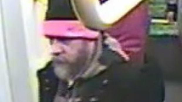 Article image for Police hunt for man who allegedly touched himself in front of young girl on tram