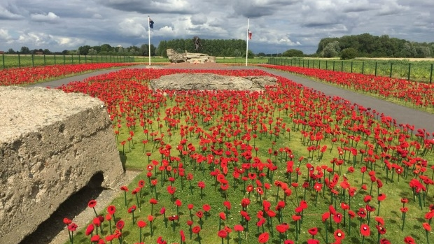 Article image for 100 years since the Battle Of Fromelles, Neil Mitchell speaks with Lynn Berry about 5000 poppies